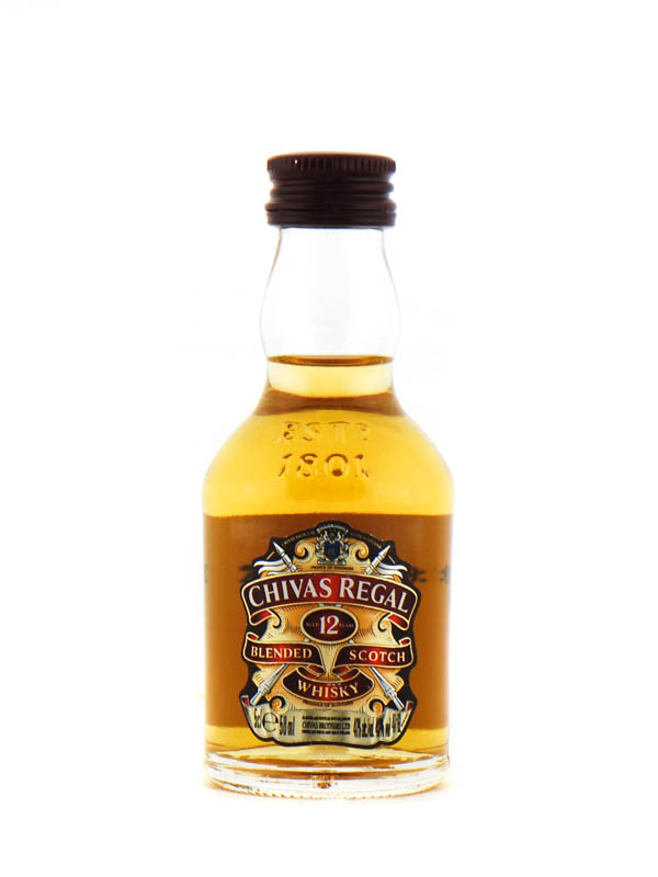 Whisky Chivas Regal 12 Years 5 Cl