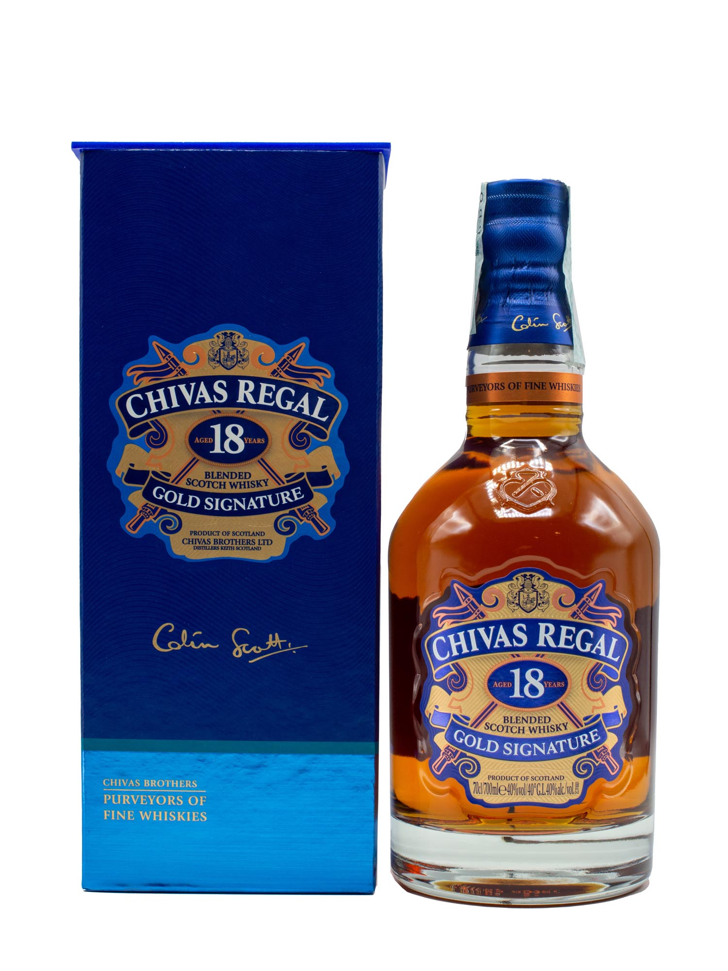 WHISKY CHIVAS REGAL 18 YEARS