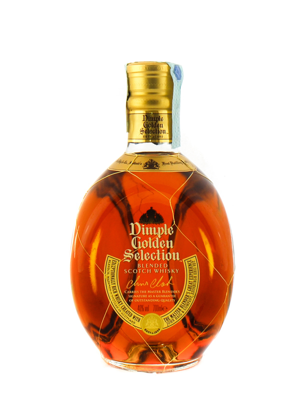 Whisky Dimple Gold