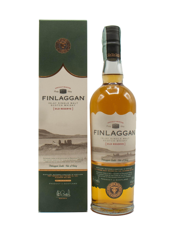 Whisky Finlaggan Old Reserve 6 Y.o.