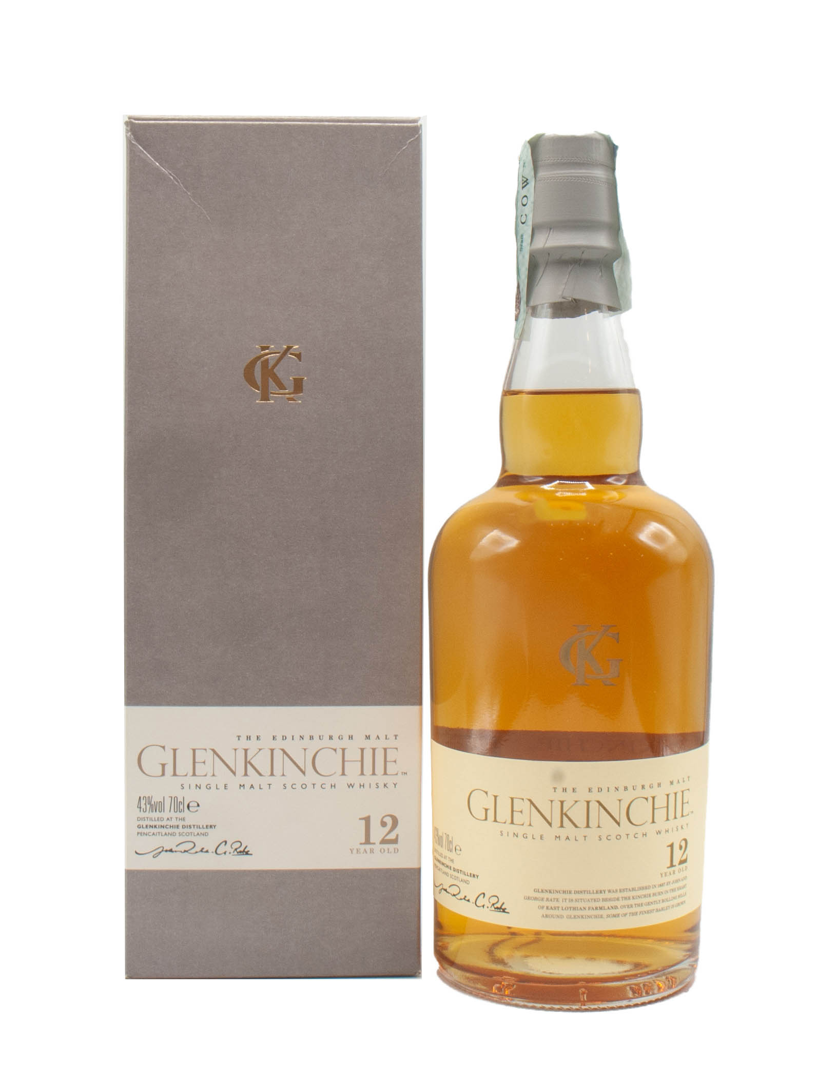 Whisky Glenkinchie 12 Years
