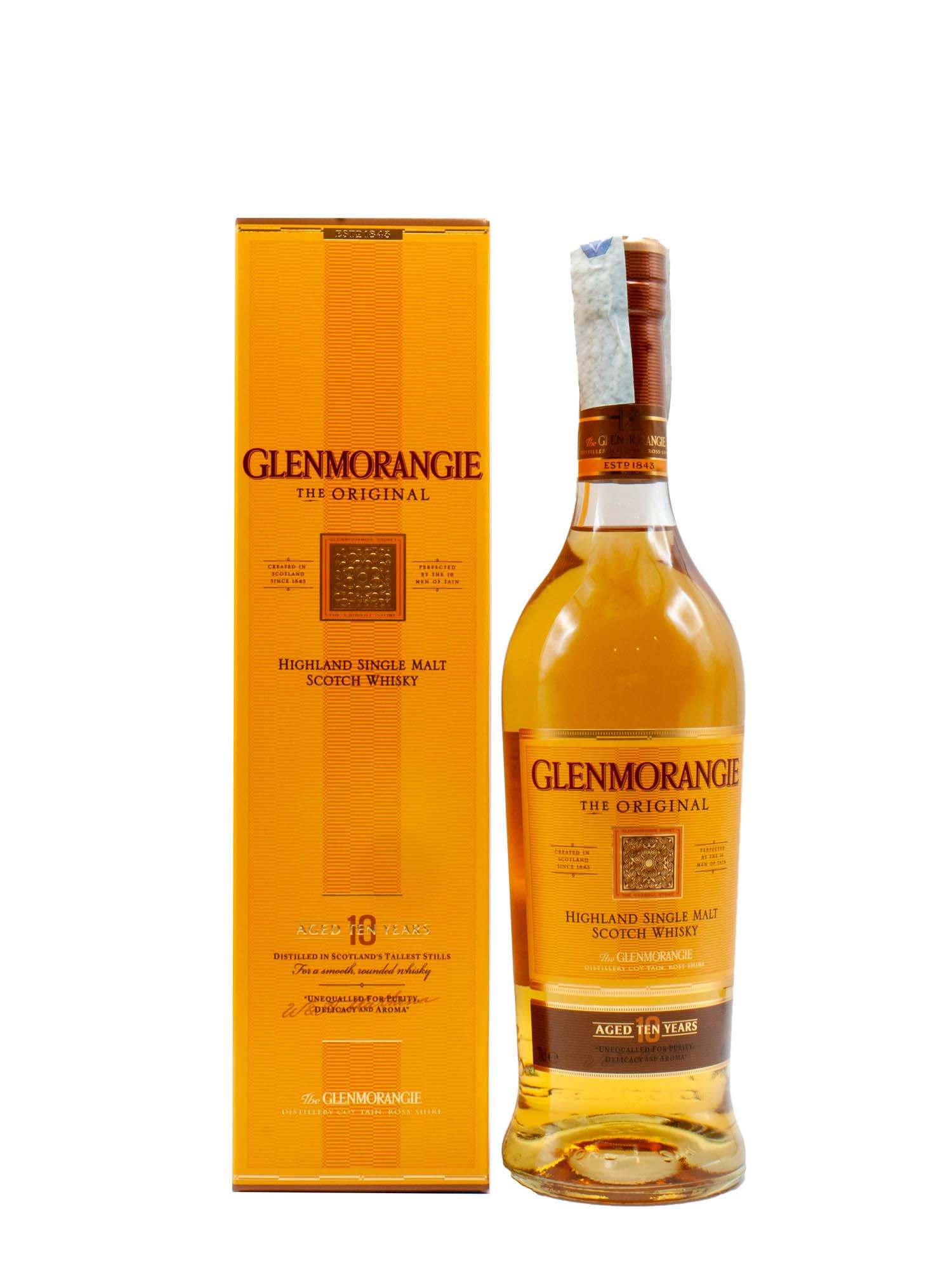 Whisky Glenmorangie 10 Y Cl 70