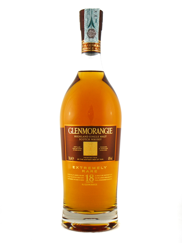 Whisky Glenmorangie 18 Years