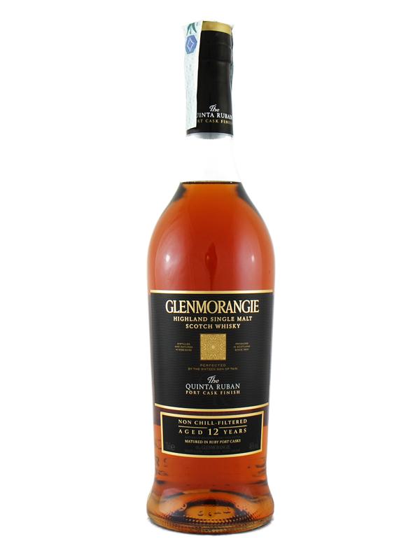 Whisky Glenmorangie Quinta Ruban Port Cask