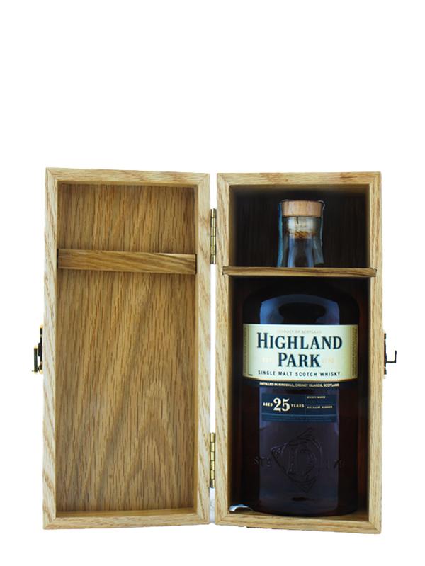 Whisky Highland Park 25 Years