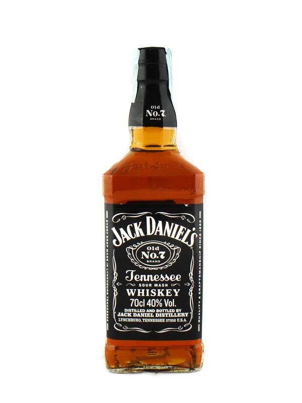 WHISKY JACK DANIELS 100CL