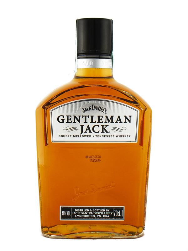 WHISKY JACK DANIELS GENTLEMAN