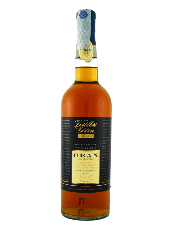 Whisky Oban 15y Distillery Edition
