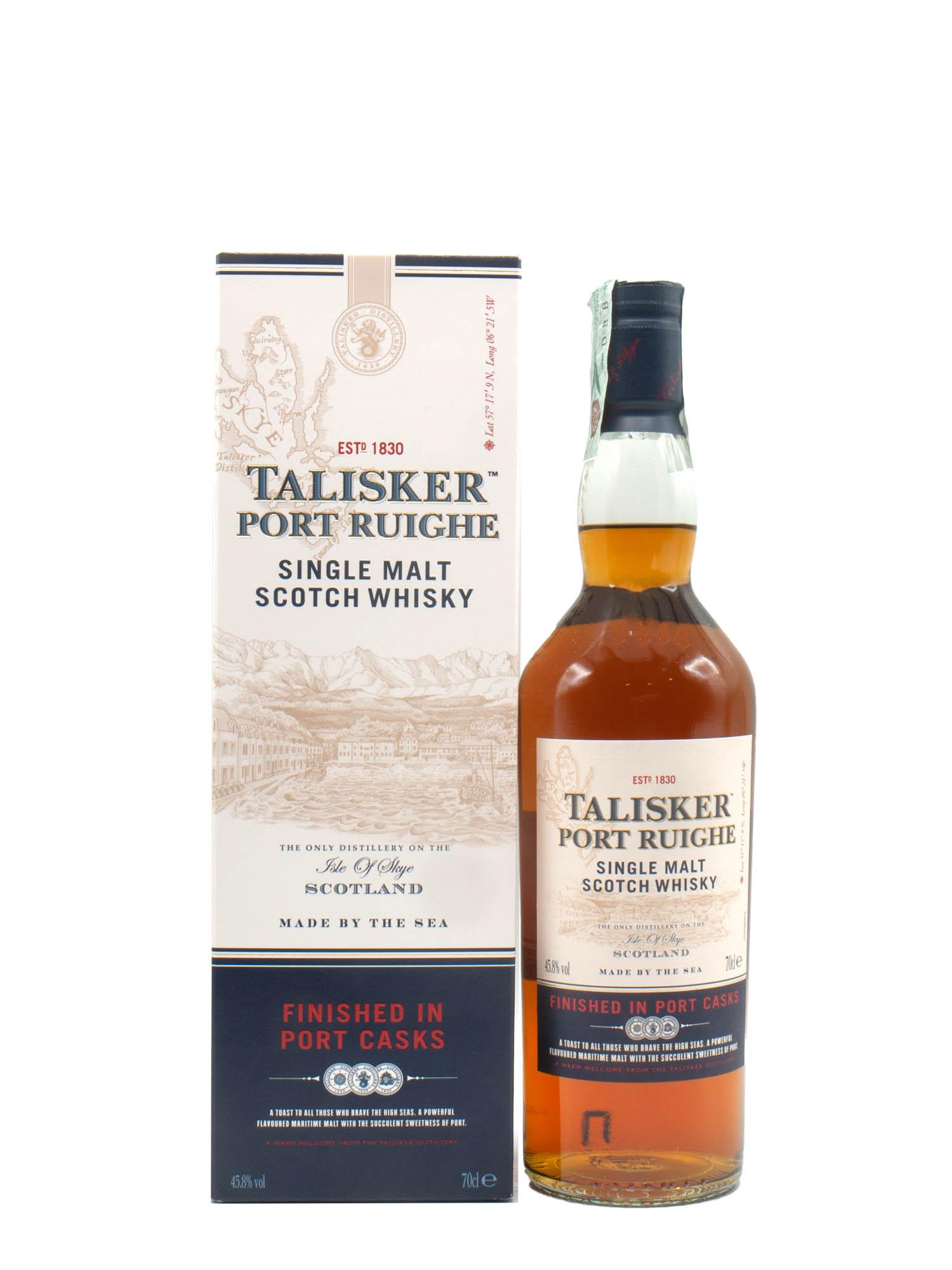 Whisky Talisker Port Ruighe cl 70