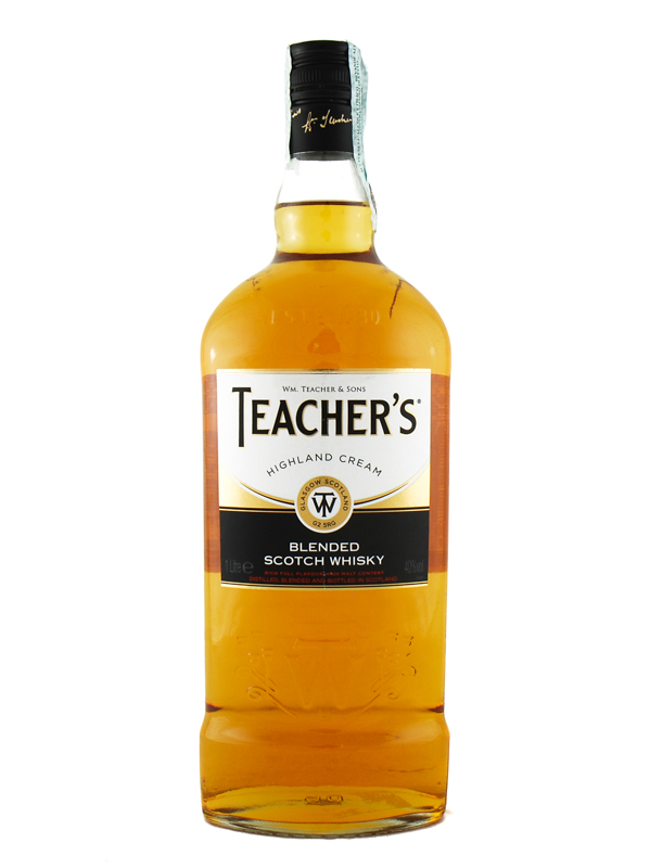 Whisky Teachers Litro